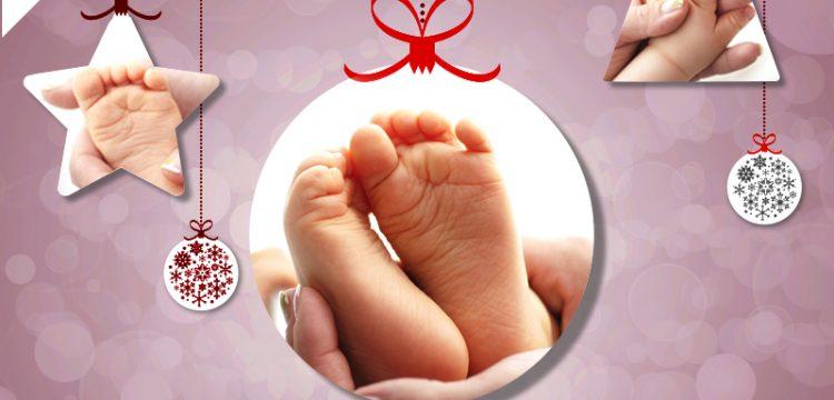 Idée cadeau pour Noël : la découverte du massage pour bébé à Nancy et Toul, Meurthe-et-Moselle