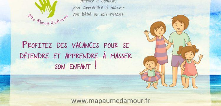 Apprenez à masser son enfant à Nancy, Meurthe-et-Moselle
