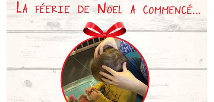 Bon cadeau Noël : massage enfant et bébé, Nancy